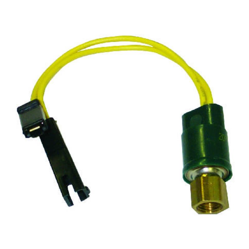 Low Pressure Switches - Closed